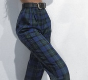 pants,grunge,plaid,flashes of style,punk,punk rock,cool girl style