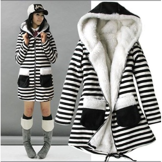 sweater clothes fashion style jacket hoodie cute cardigan fall outfits kawaii girly coat streetwear stripes