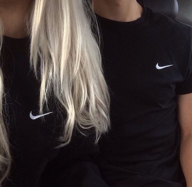 shirt black and white tumblr shirt