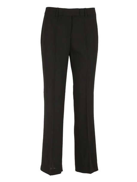 BOUTIQUE MOSCHINO pleated black pants