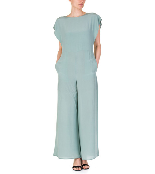 SEMICOUTURE Barrett Jumpsuit in green