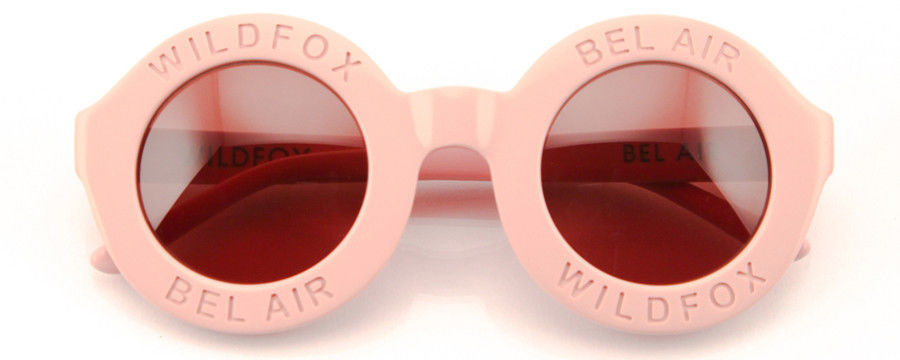 "New WILDFOX Couture Sun Pink ""Bel Air"" Sunglasses Sale 