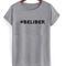 #beliber t shirt