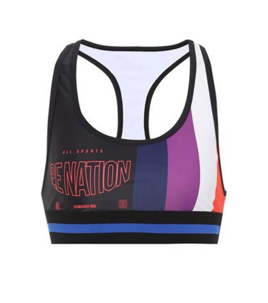 P.E Nation Champ sports bra