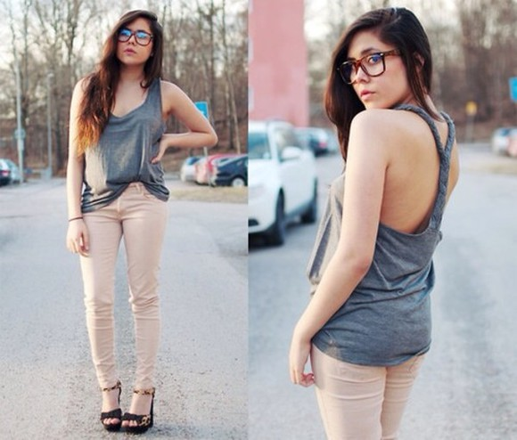 gray shirt pants jeans khaki khaki pants shoes tan jeans, tan pants, tan, dress blouse