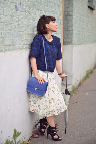 valentine t-shirt bag skirt