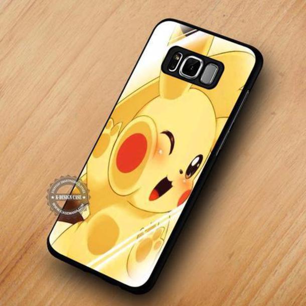 online store 9fab6 cc4f6 phone cover, cartoon, anime, pokemon, pikachu, samsung galaxy cases ...