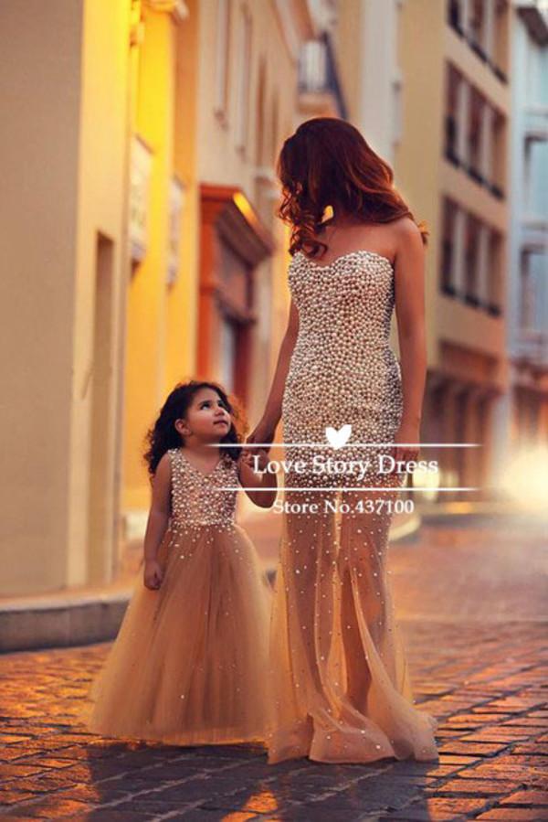 prom dress party dress long dress tulle dress mother dress girl dress women dress sweetheart floor length custom dress sheer charmpagne dress