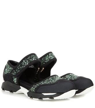 glitter sandals green shoes