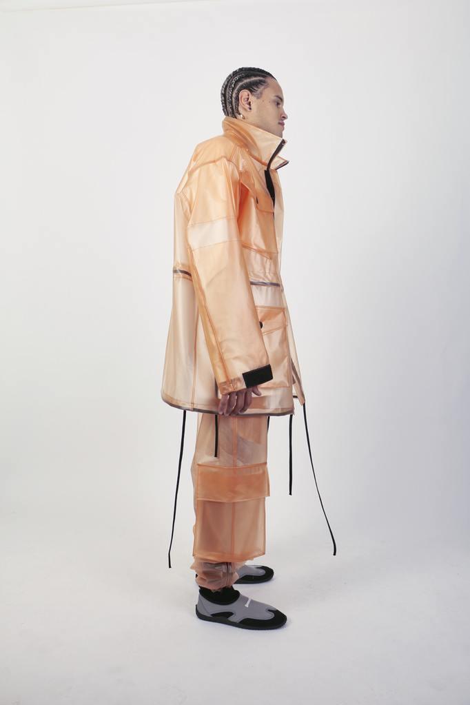 The Vinyl M-65 Jacket