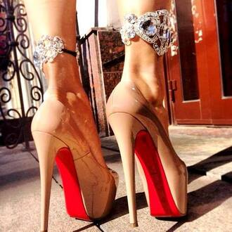 jewels ankle cuff accessories anklecuff hot topic christian louboutin nail accessories