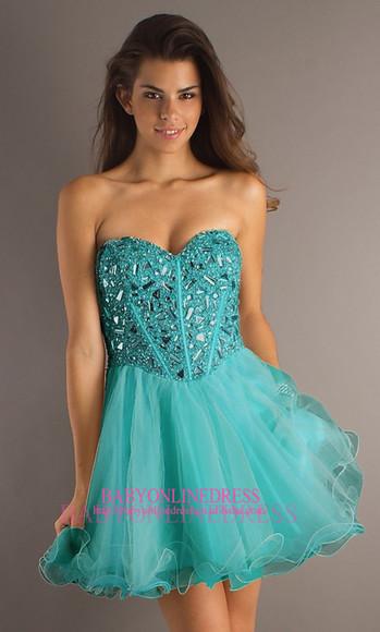 prom dress short dress short party dresses