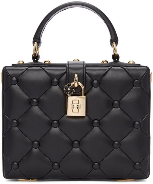 Dolce and Gabbana bag black