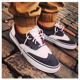shoes black and white vans off the wall vans sneakers vans menswear toms shoes for men