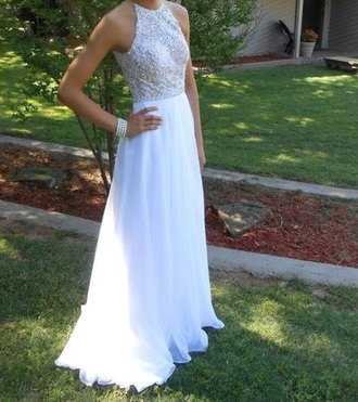 dress boho dress white dress embroidered dress white prom dress homecoming dress