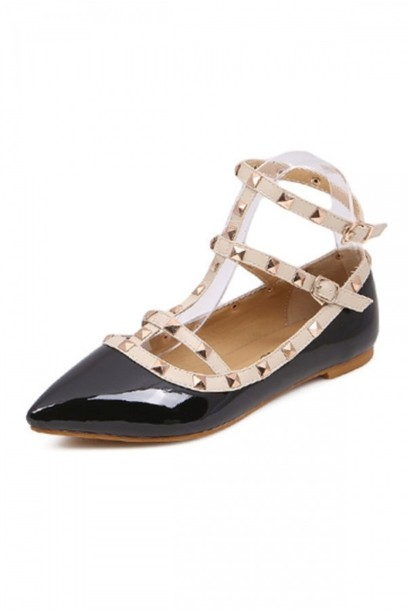 shoes flats persunmall black shoes black
