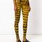 Versace vintage animal printed leggings - farfetch