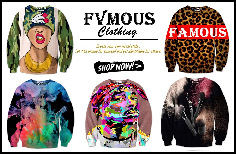 Home · fvmous clothing · online store powered by storenvy