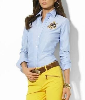 blouse ralph lauren femme ralph lauren polo ralph lauren