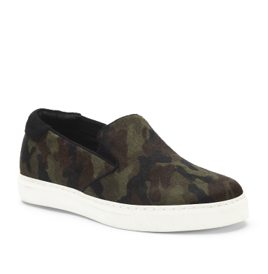 King Calf-Hair Sneaker - Flats - Kenneth Cole