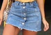 skirt,ripped,denim,mini
