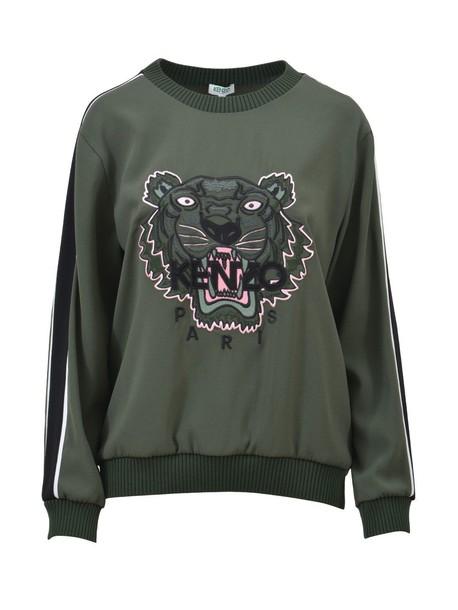 Kenzo sweatshirt tiger sweater