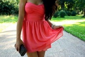 dress,pink,short,ruffle dress,short dress,pink dress,bandeau,twist,girl,clothes,strapless dress,coral dress,red dress,black dress,prom dress,bag,bright,neon,summer,summer dress,love,like,cute,coral,kleid,red,neon pink,neon pink dress,neon dress,prom,short pink prom dress,short pink dress,flow,flowy,boob tube,beautiful,pretty,robe,party,sweetheart neckline,hot pink dress,cute dress,cocktail dress,sexy,fashion,hot pink,short hot pink dress,engagement party dress,fancy causul,tanned girl,long hair,gorgeous,black clutch,clutch,chiffon,lovely,sleeveless dress,black clutch bag,silk dress,flowy dress,pretty girl,gorgeous prom dress,dress color summer pink,peach dress,mini dress,dark pink,coral red,strepless,little red dress,strapless