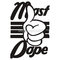 """most dope (original)"" t-shirts & hoodies by imjesuschrist 