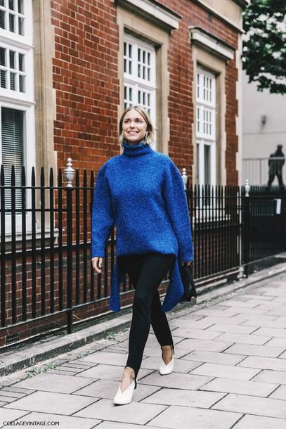Sweater Fashion Week Street Style Fashion Week 2016 Fashion Week London Fashion Week 2016