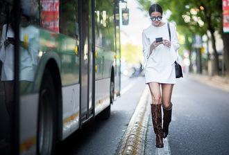 fashion vibe blogger dress shoes bag sunglasses