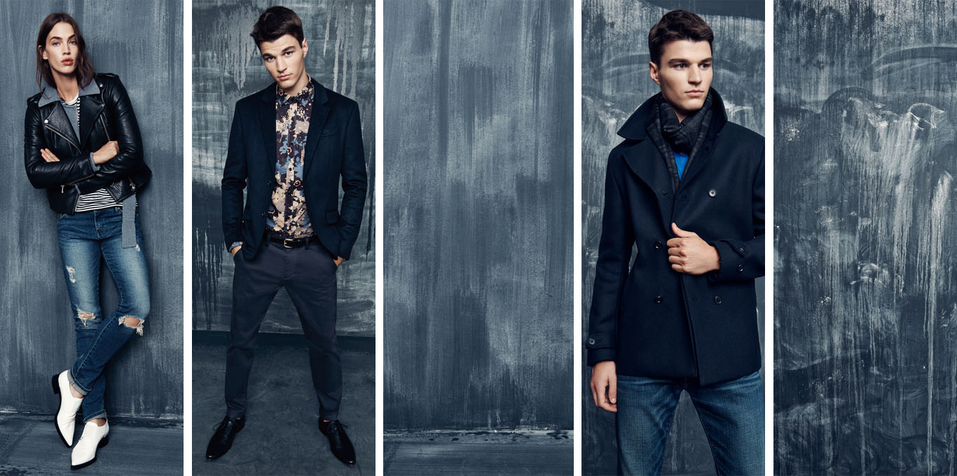 Designer Clothing at Armani Exchange