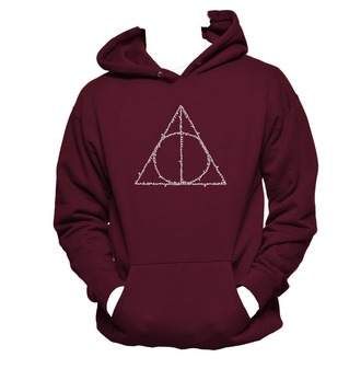 sweater red harry potter harry potter always sweatshirt