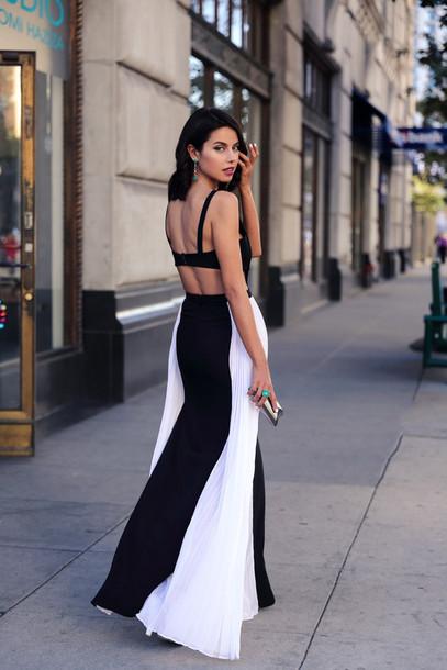 viva luxury blogger dress bag jewels