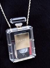 bag,chanel no. 5,fashion,phone cover