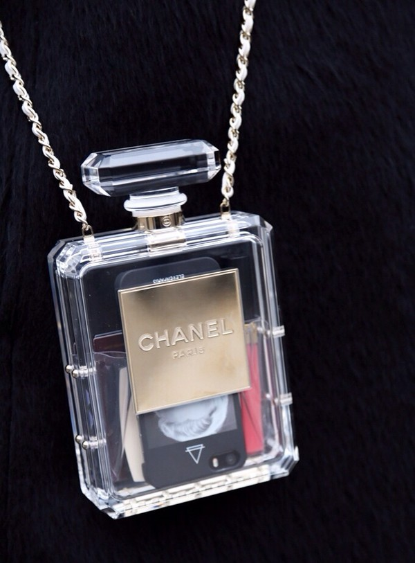 bag chanel no. 5 fashion phone cover