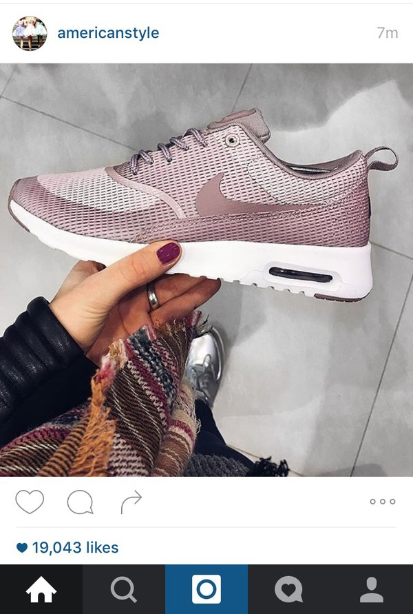 Air Max Thea Mauve