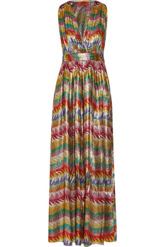 dress maxi dress maxi silk yellow