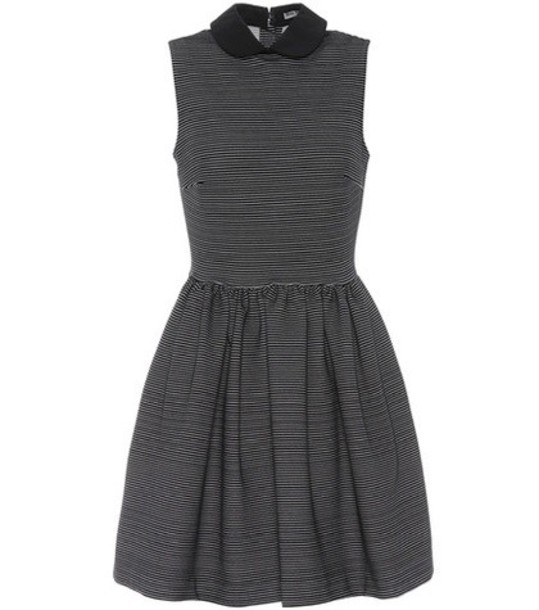 Miu Miu dress cotton black