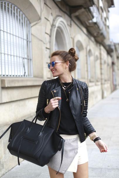 b a r t a b a c skirt t-shirt jacket bag shoes sunglasses jewels