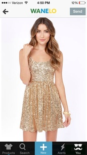 dress,gold sequins,gold,white and gold dress,gold dress,gold sequins dress,prom dress