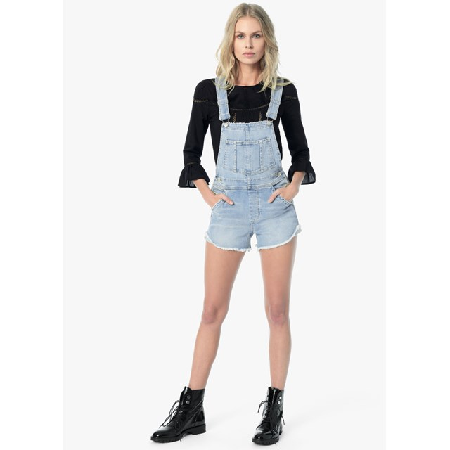 The Short Overalls
