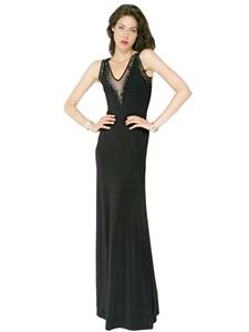 LONG DRESSES - BLUGIRL -  LUISAVIAROMA.COM - WOMEN'S CLOTHING - SPRING SUMMER 2014