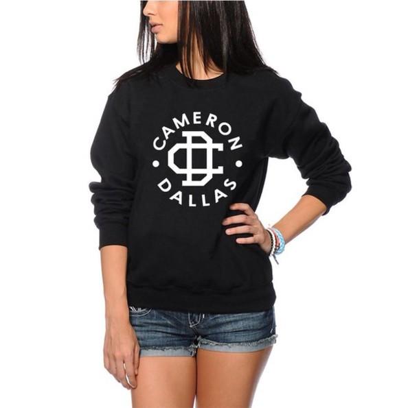 sweater shirt black long sleeve shirt