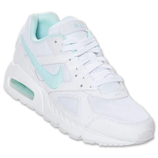 Nike Air Max IVO Womens Size Running Shoes White Mint Candy Glow Dark 635790 133