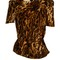 Udell leopard-print velvet top