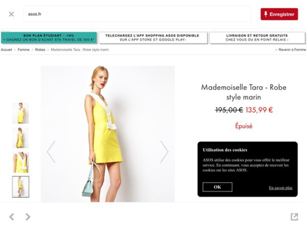 dress mademoiselle tara jarmon yellow dress
