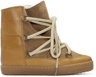 boots camel shoes