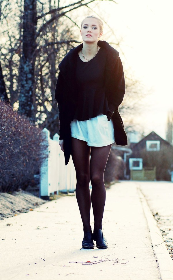 petra karlsson t-shirt coat