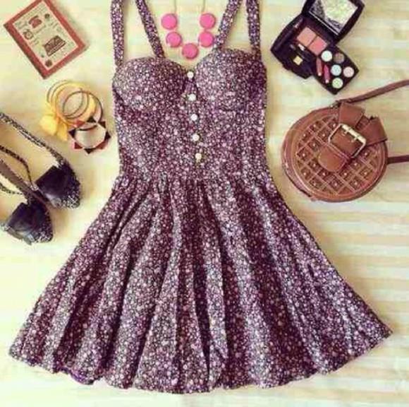bustier dress bustier floral dress