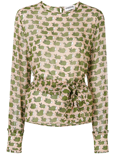 ESSENTIEL ANTWERP shirt women top